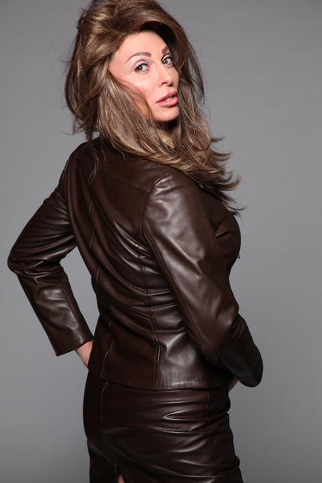 TSDee Brown Leather Suit IMG 8372