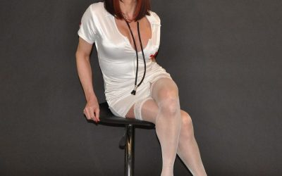 RolePlay: My Dr Graham does a house call to Nurse Dee