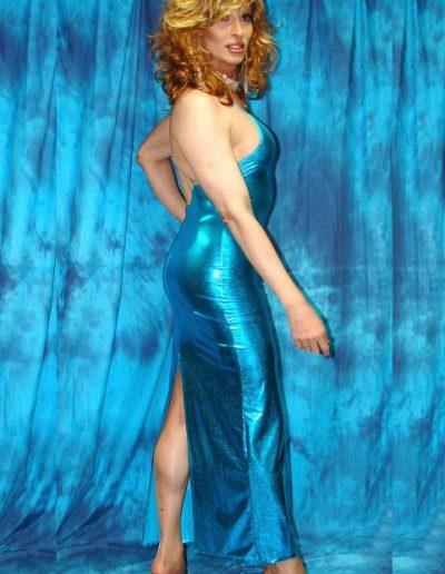 TSDee.com Austin's Angle Leggy Shemale Escort Toronto Hot Cougar MILF 1