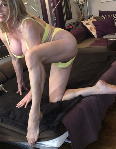TSDee.com Famous Fav Yellow Bikini IMG 2895