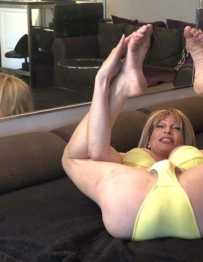 TSDee.com Famous Fav Yellow Bikini IMG 2897 W